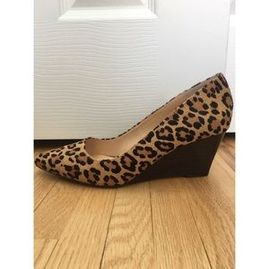 Cheetah Sole Society Heels